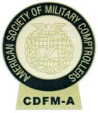 CDFM-A Lapel Pin